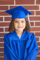 AJA PRE_K CAP AND GOWN